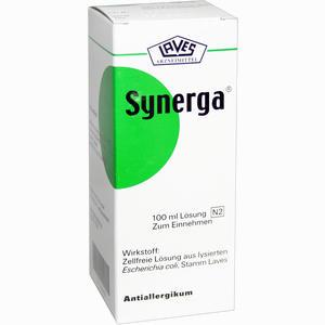 Abbildung von Synerga Lösung 100 ml