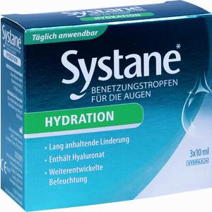 Abbildung von Systane Hydration Augentropfen 3 x 10 ml