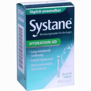 Abbildung von Systane Hydration Ud Augentropfen 30 x 0.7 ml