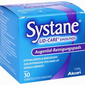 Abbildung von Systane Lid- Care Einzelpads Tücher 30 Stück