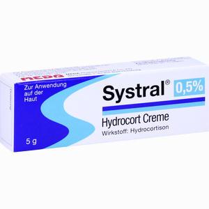 Abbildung von Systral Hydrocort 0.5% Creme  5 g