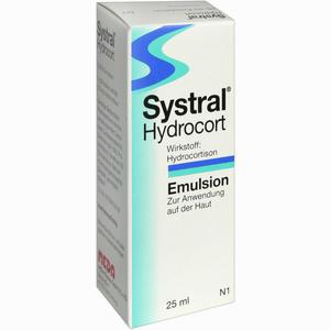 Abbildung von Systral Hydrocort Emulsion  25 ml