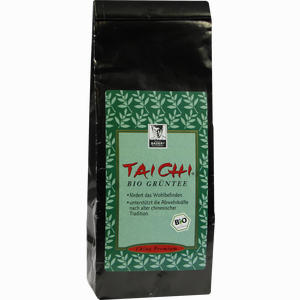 Abbildung von Tai Chi Bio Grüntee Tüte Tee 100 g