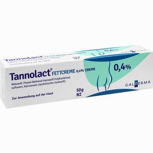 Abbildung von Tannolact Fettcreme  50 g