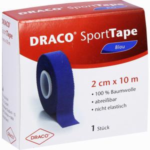 Abbildung von Tapeverband 10mx2cm Blau 1 Stück