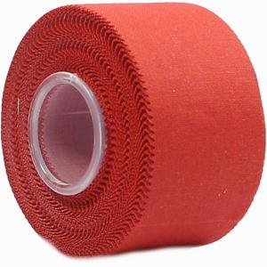 Abbildung von Tapeverband Rot 10mx3. 8cm 1 Stück