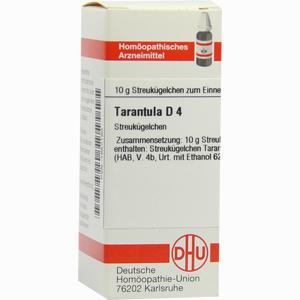 Abbildung von Tarantula D4 Globuli 10 g