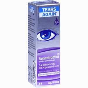 Abbildung von Tears Again Augentropfen 10 ml