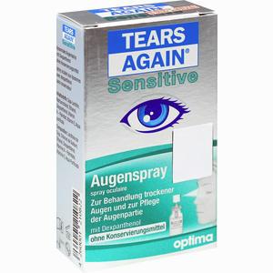 Abbildung von Tears Again Sensitive Augenspray  10 ml