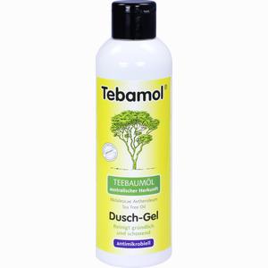 Abbildung von Tebamol Teebaumöl Dusch- Gel Duschgel 200 ml