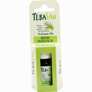 Abbildung von Tebasan Teebaumoel 10 ml