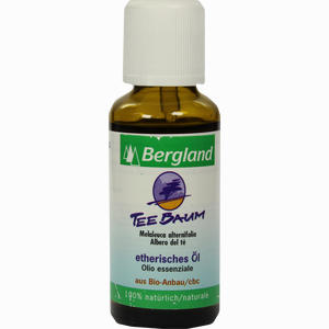 Abbildung von Teebaum Bergland Kba Öl 30 ml