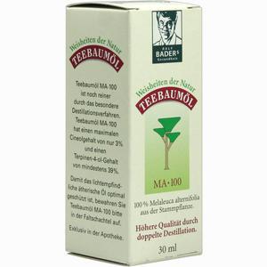 Abbildung von Teebaum Oel Amax Ma- 100 Öl 30 ml