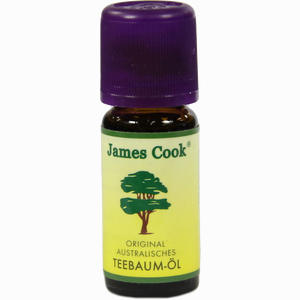 Abbildung von Teebaum- Öl James Cook  10 ml