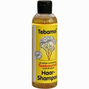 Abbildung von Teebaumoel Haar Shampoo  200 ml