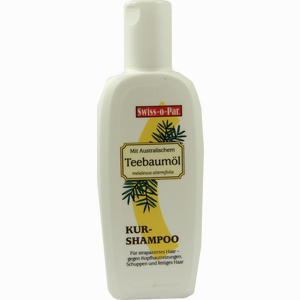 Abbildung von Teebaumöl Kur- Shampoo Swiss- O- Par  250 ml