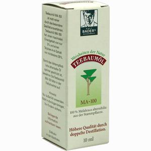 Abbildung von Teebaumöl Ma- 100 Öl 10 ml
