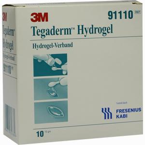 Abbildung von Tegaderm Hydrogel Fk Tube Gel 10 x 15 g