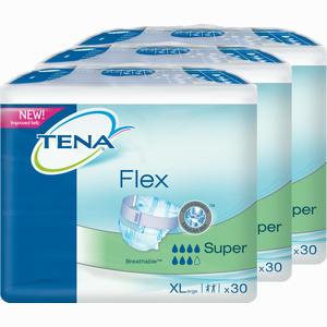 Abbildung von Tena Flex Super Xl 3 x 30 Stück