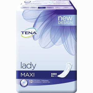 Abbildung von Tena Lady Maxi Binde 12 Stück