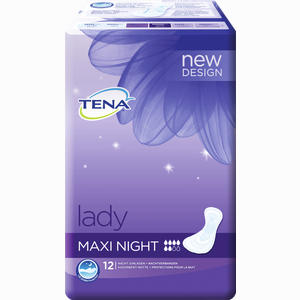 Abbildung von Tena Lady Maxi Night 12 Stück