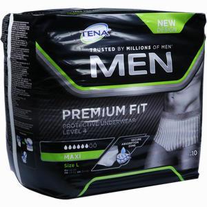 Abbildung von Tena Men Level 4 Premium Fit Protective Underwear Gr. L 10 Stück