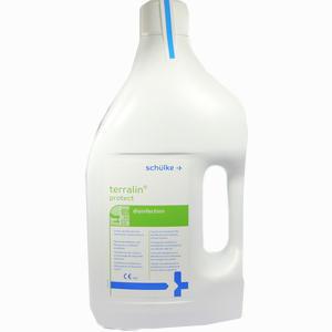Abbildung von Terralin Protect Desinfektion Konzentrat  2 l