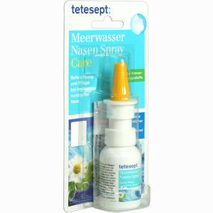 Abbildung von Tetesept Meerwasser Nasen Spray Care Nasenspray 20 ml