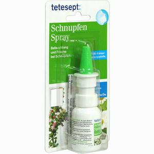 Abbildung von Tetesept Schnupfen Spray  20 ml