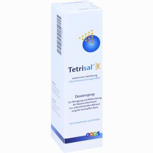 Abbildung von Tetrisal E Nasendosierspray 20 ml
