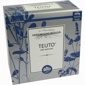 Abbildung von Teuto Sog Auflage Pulver 200 g