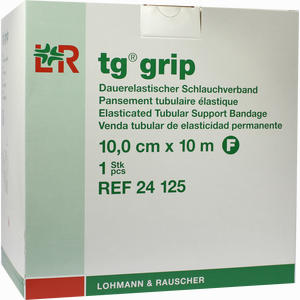 Abbildung von Tg Grip 10cmx10m Gr. F Schlauchverband 1 Stück