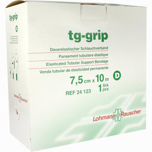 Abbildung von Tg Grip 7,5cmx10m Gr. D Schlauchverband 1 Stück