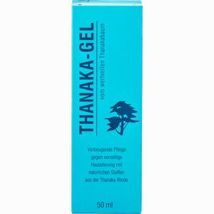 Abbildung von Thanaka- Gel Gel 50 ml