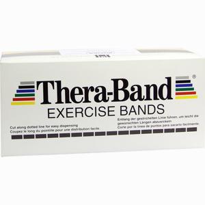 Abbildung von Thera- Band 5. 5m Spezial Stark Schwarz 1 Stück