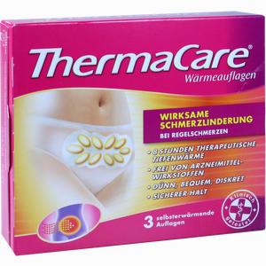 Abbildung von Thermacare bei Regelschmerzen 3 Stück