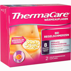 Abbildung von Thermacare bei Regelschmerzen 2 Stück