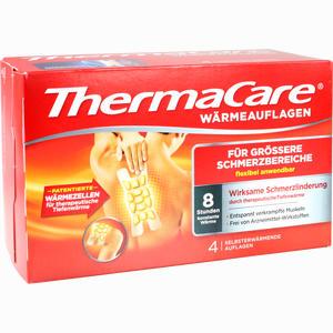 Abbildung von Thermacare für Größere Schmerzbereiche 4 Stück