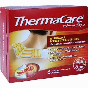 Abbildung von Thermacare Nackenumschläge 6 Stück