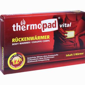 Abbildung von Thermopad Rückenwärmer 5 Stück
