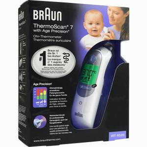 Abbildung von Thermoscan 7 Irt6520 Ohrthermometer 1 Stück