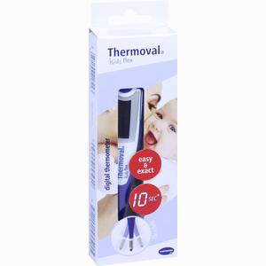 Abbildung von Thermoval Kids Flex Digitales Fieberthermometer 1 Stück