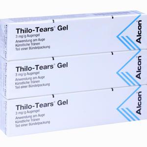 Abbildung von Thilo Tears Augengel 3 x 10 g