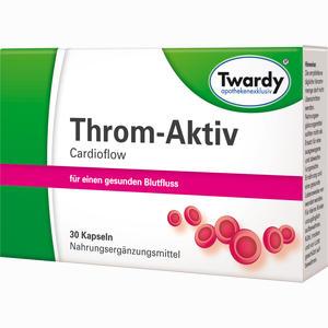 Abbildung von Throm- Aktiv Cardioflow Hartkapseln 30 Stück