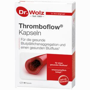 Abbildung von Thromboflow Kapseln Dr. Wolz  60 Stück