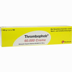 Abbildung von Thrombophob 60000 Creme 100 g