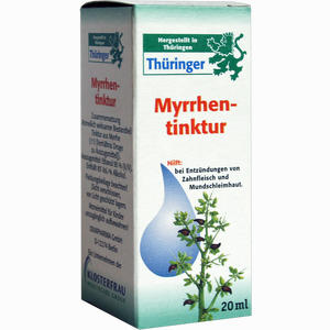 Abbildung von Thüringer Myrrhentinktur  20 ml