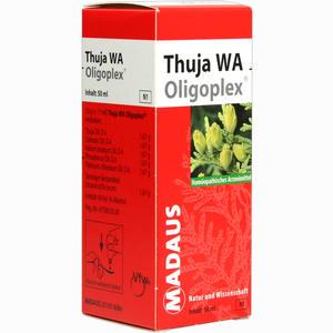 Abbildung von Thuja Wa Oligoplex Lösung 50 ml
