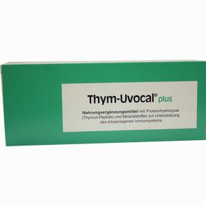 Abbildung von Thym- Uvocal Plus Kapseln 180 Stück