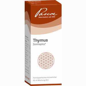 Abbildung von Thymus Similiaplex Tropfen  50 ml